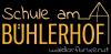logo SCHULE AM BÜHLERHOF -  ASSOCIAZIONE PER LA PROMOZIONE DELLA PEDAGOGIA WALDORF BRESSANONE