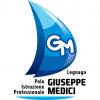 logo Istituto Professionale di Stato - Giuseppe Medici