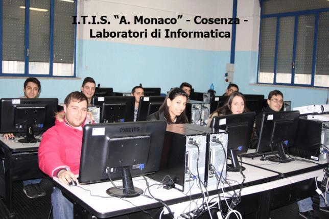 Laboratori d'informatica