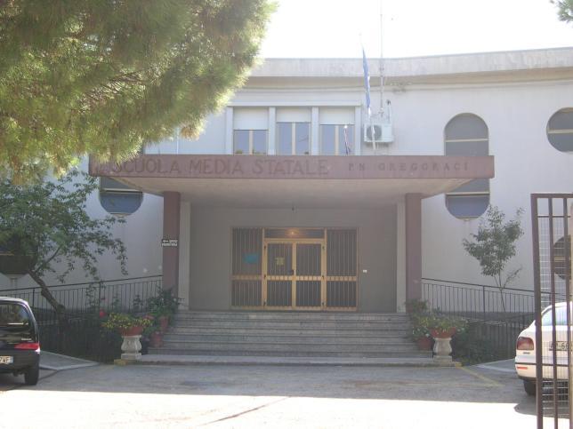 Scuola secondaria di I grado Davoli Marina