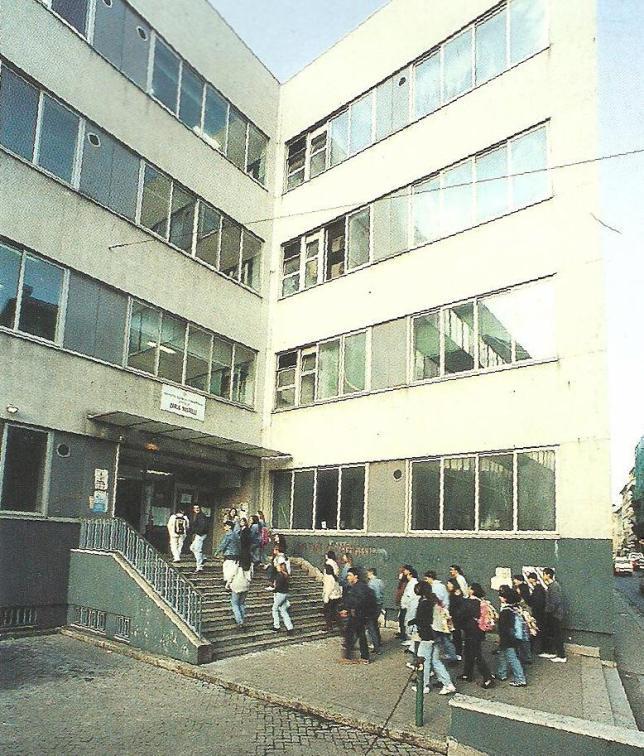 Sede del ITCS Rosselli