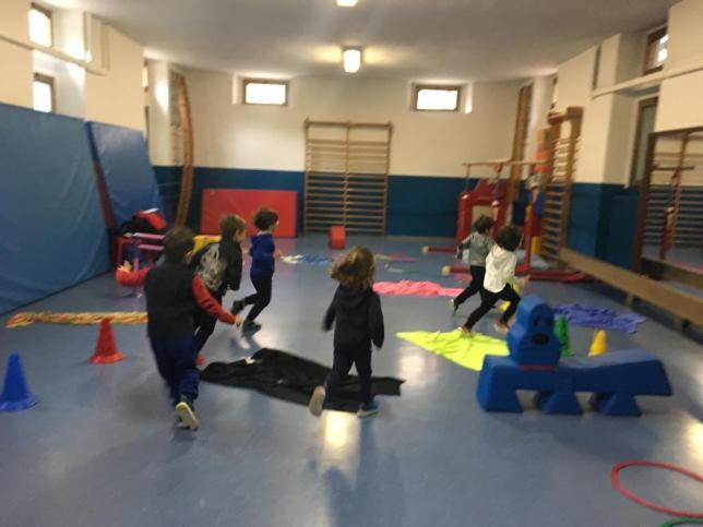 CLIL, laboratorio di inglese per i piccoli della Scuola dell'infanzia