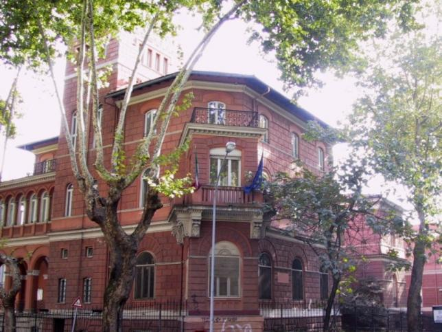 L'edificio del Liceo