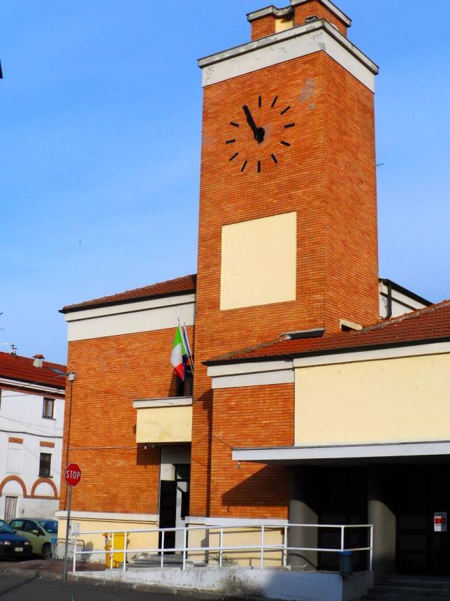 La sede dell'I.C.Asigliano